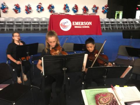Emerson string players