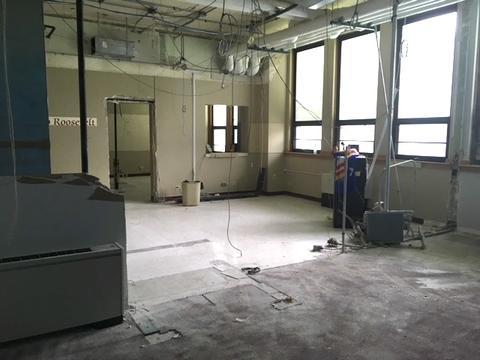Principal's office demo