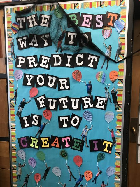 sign about future predicting