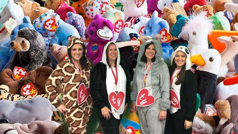 beanie babies costumes