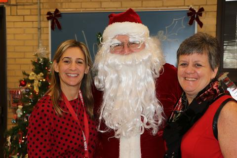 Principal and speech pathologist with Santa
