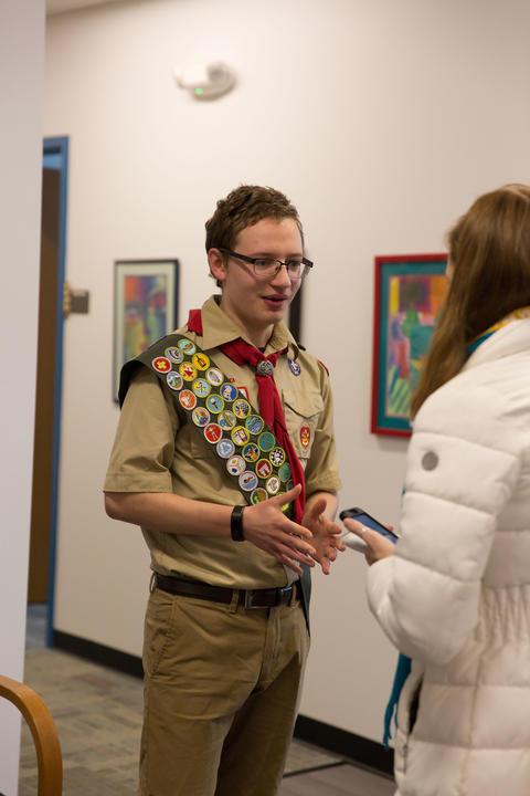 scout alumni