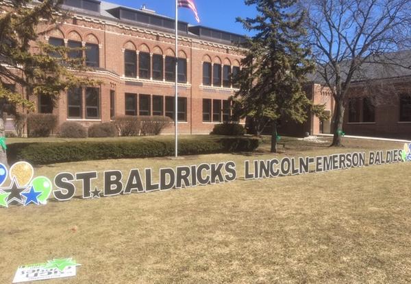 Splendid St. Baldrick's!