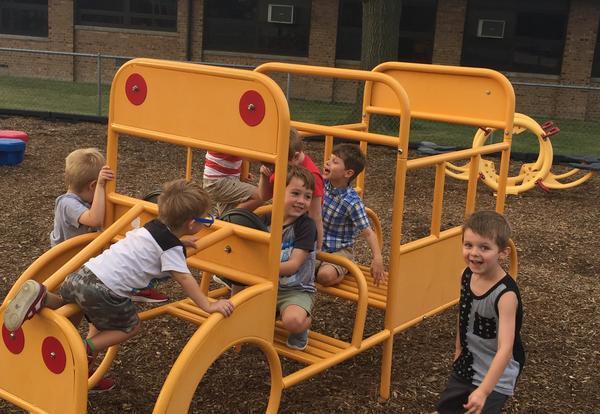 Annual Preschool Picnic - 2019