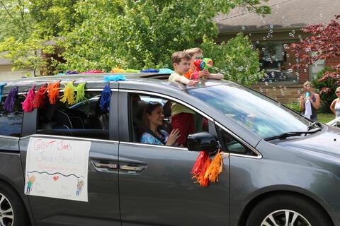 Field School parade - Photo #6