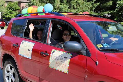 Franklin School parade - Photo #1