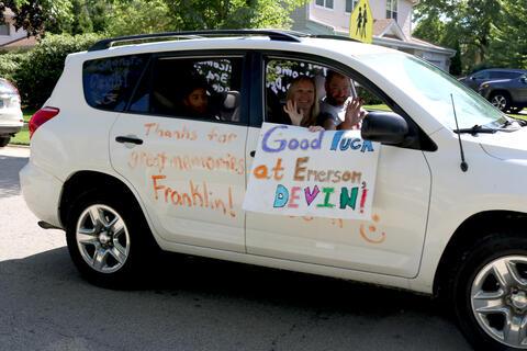 Franklin School parade - Photo #4