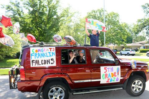 Franklin School parade - Photo #5
