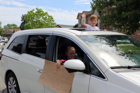 Jefferson School parade - Photo #4