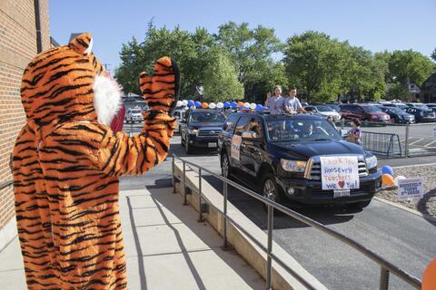 Roosevelt School parade - Photo #1