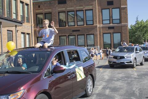 Roosevelt School parade - Photo #3