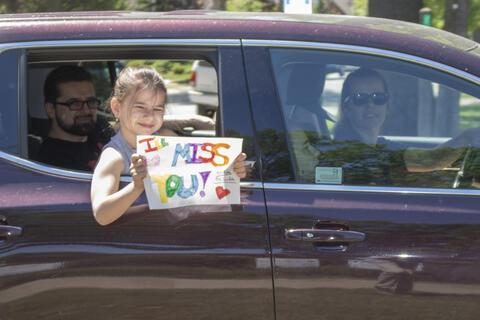 Washington School parade - Photo #5