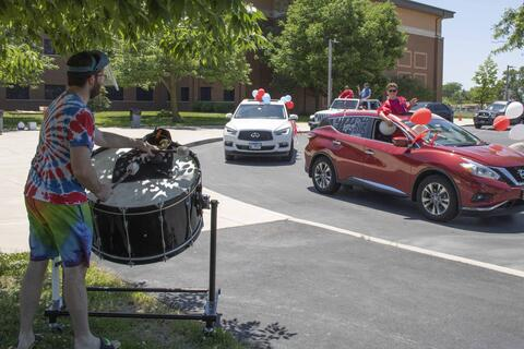 Emerson Middle School parade - Photo #6