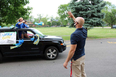 Lincoln Middle School parade - Photo #7