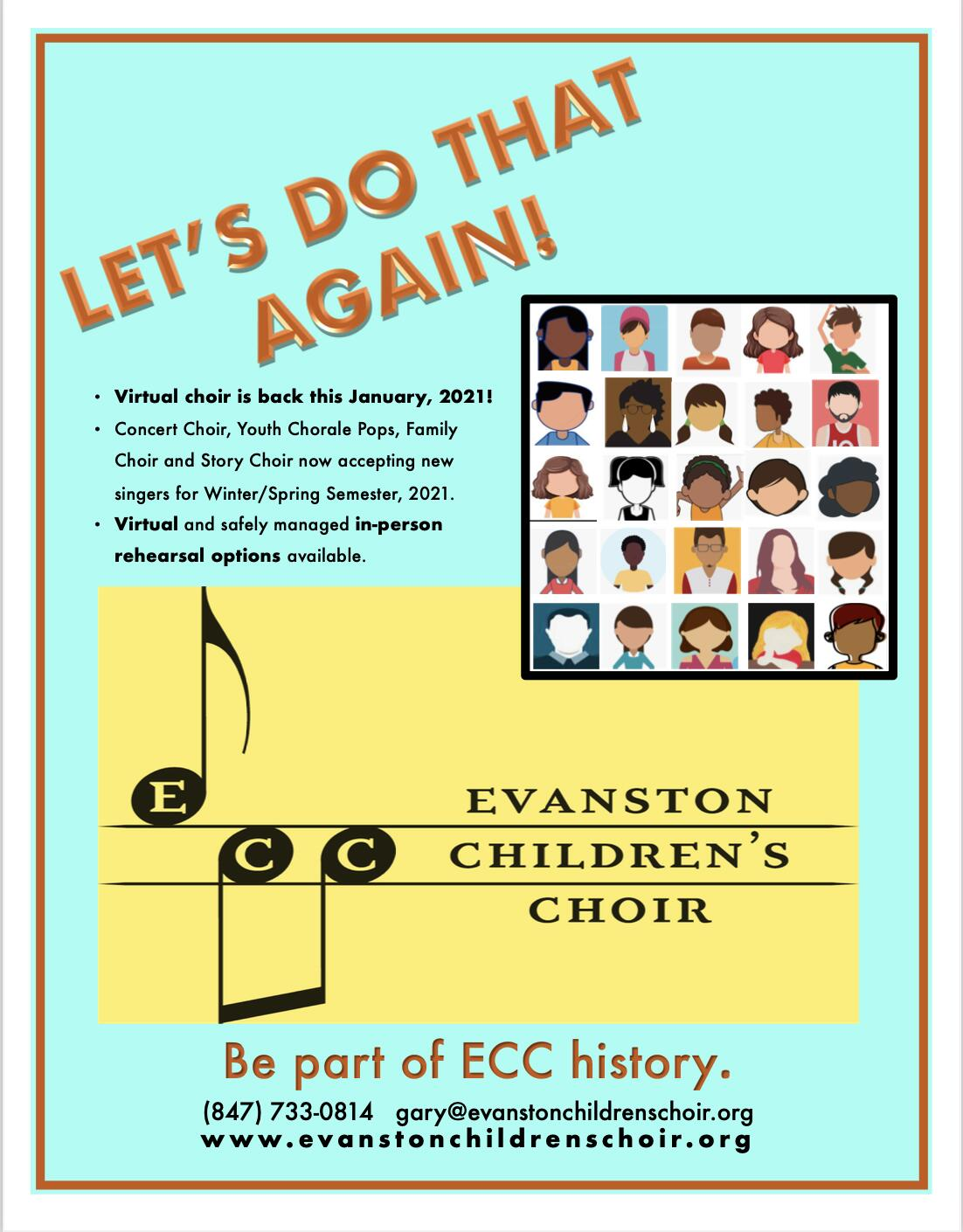 Evanston Children's Choir