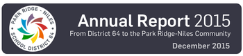 Annual Report to the Community 2015