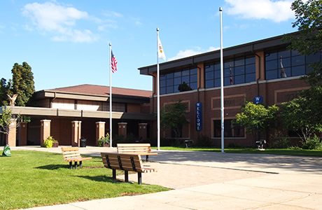 Emerson Middle School 8101 North Cumberland Avenue, Niles, Illinois 60714