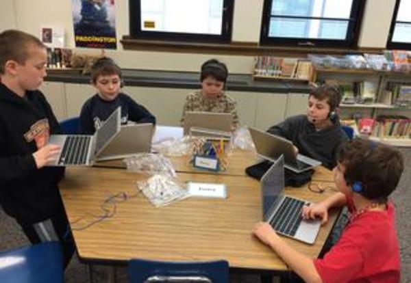Roosevelt Computer Coding Club