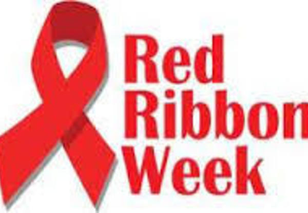 Red Ribbon Week, October 24-28