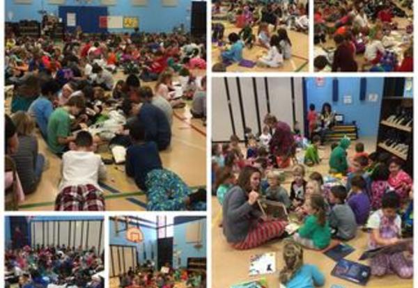 Washington Read-In