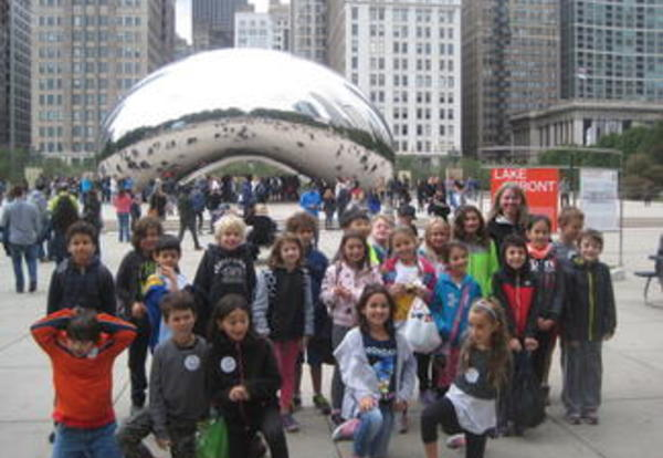 3rd Grade Field Trip to Downtown Chicago