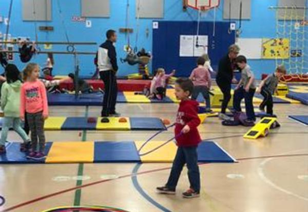 21st Century Learning in PE