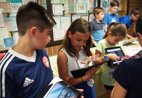 21st Century Learning Student Showcase