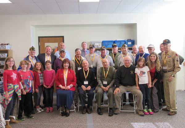 Roosevelt Veterans Day Pics