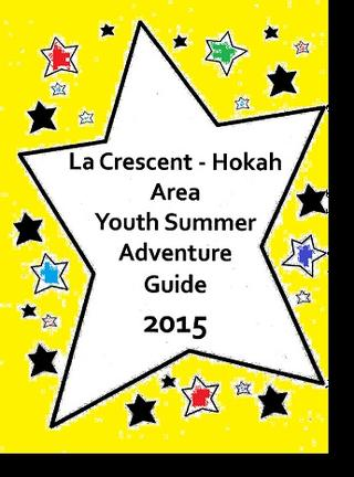 Youth guide. Book with star and title on it.