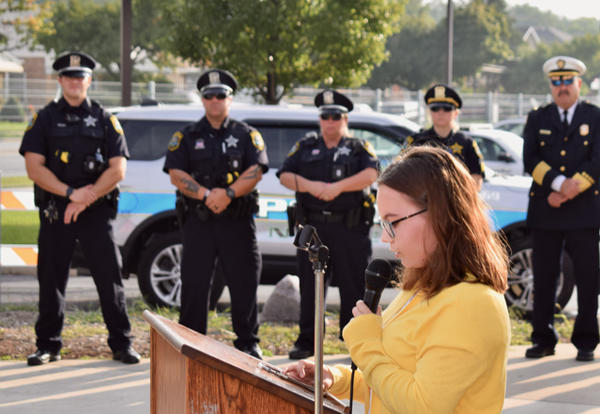 Culver School Holds Moving 9/11 Remembrance Assembly