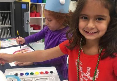 Culver Students Celebrate Rainbow Day