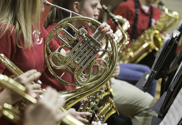 Student Musicians Shine at Culver Winter Concert