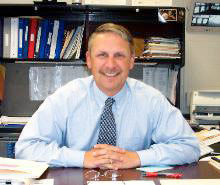 Mr. Tim Daley Principal