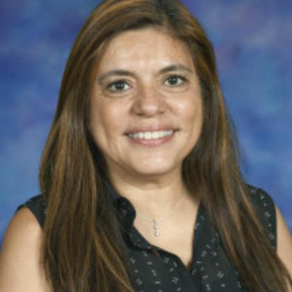 Ms. Eladia Garza