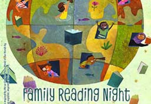 Family Reading Night 2020