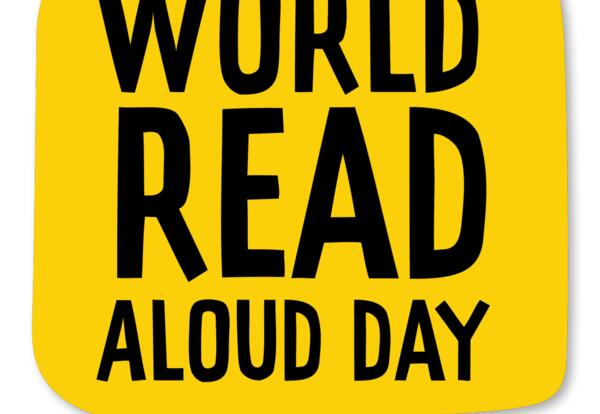 World Read Aloud Day is February 3, 2021