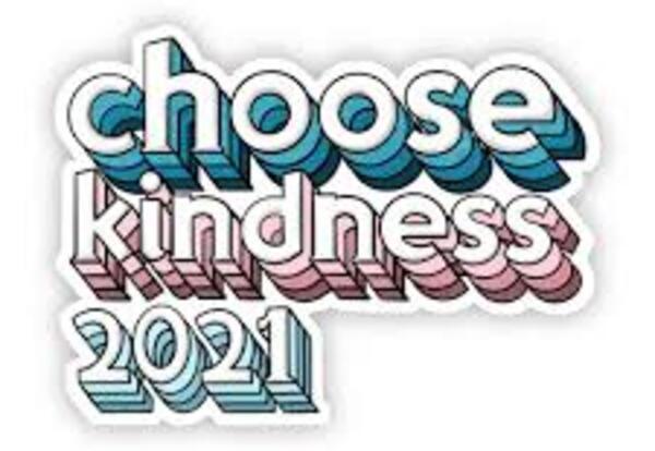 Kindness Week- Jan. 19-Jan. 22
