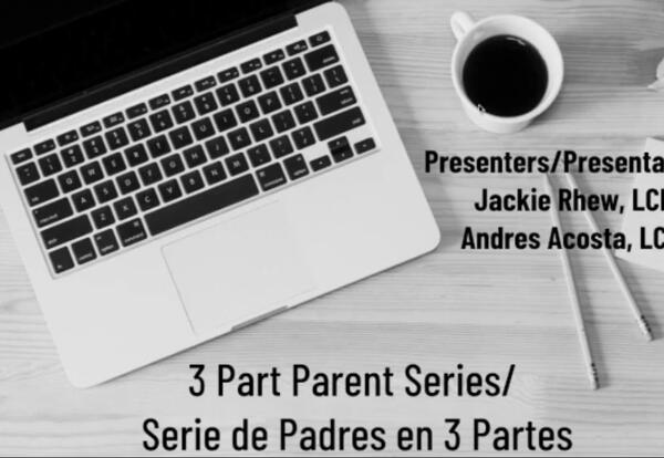 Parent Cafe- 3/16/21