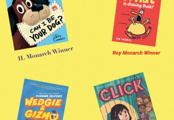 State Book Award Winners