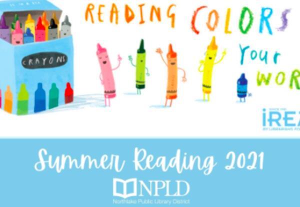 Northlake Public Library Summer Reading Program