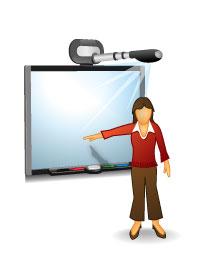 smart board image
