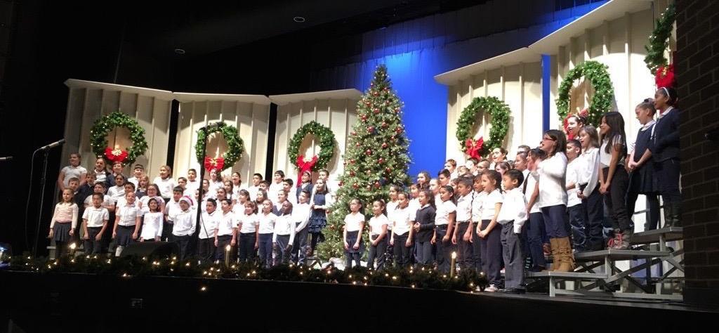 2016 Holiday Chorus Assembly