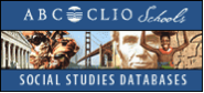 ABC Clio Social Studies Databases