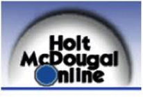 Holt McDougal Online Science Middle School
