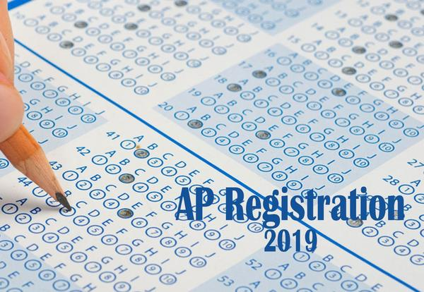 AP Registration 2019