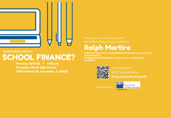 Ralph Martire Financial Presentation