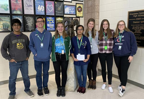 2019 National Merit Scholarship semi-finalists and commended students