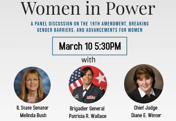 Women in Power Panel