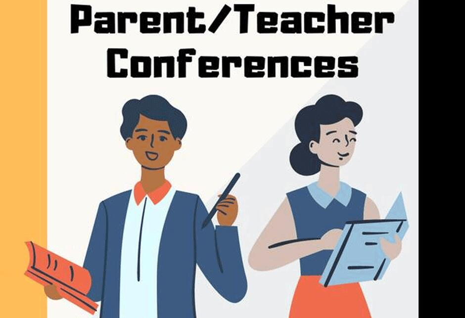 Teacher and parents conference
