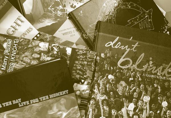 Senior Dedications & Yearbooks